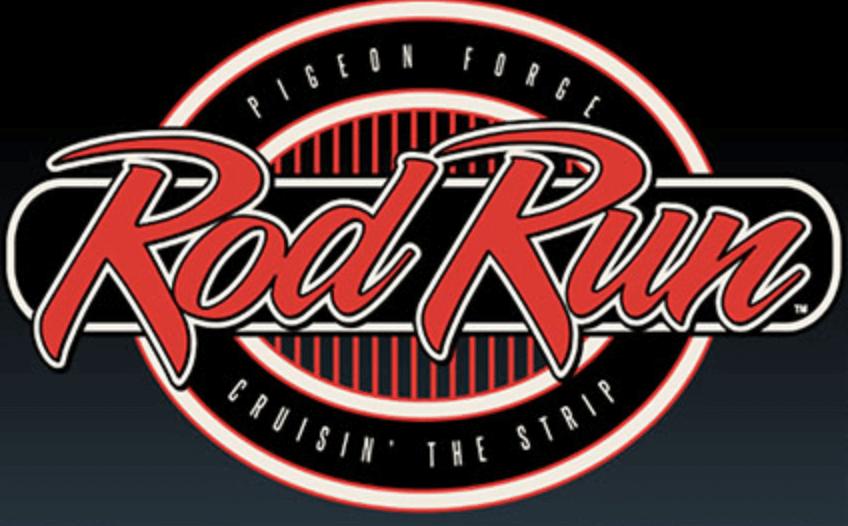Pigeon Forge Rod Run Logo