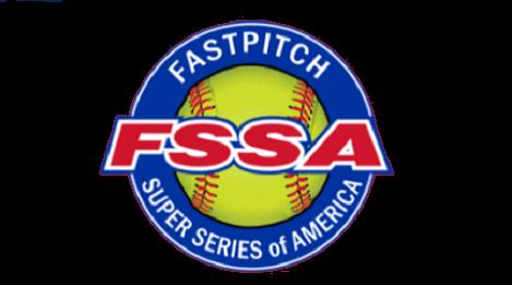 FSSA SEAA Softball logo