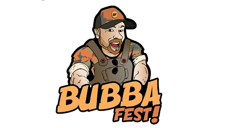 Bubba fest logo