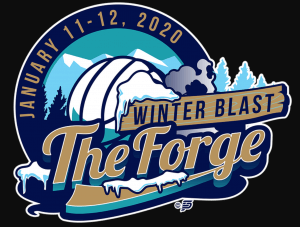 The Forge Winter Blast Logo